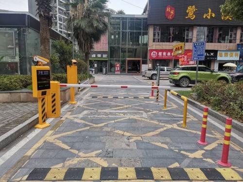 【产品案例】国际时代社会停车场